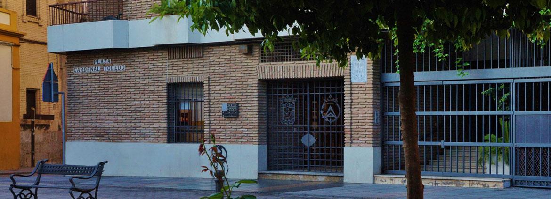 Fachada de la sede de COAATCO