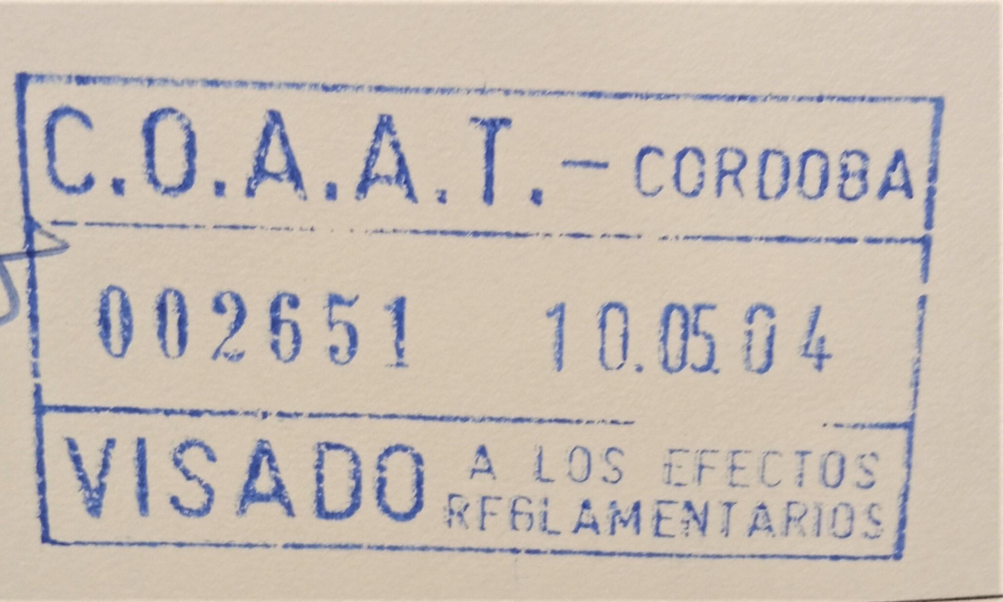 Logotipo COAATCO